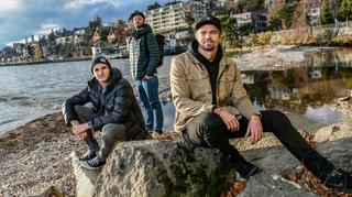 Neuchâtel: Toast, trio uni autour de la production de vidéos