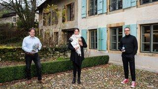 Neuchâtel: le Jardin botanique met les petits pots dans les grands