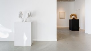 Neuchâtel: dans le creuset des sculptures d'André Ramseyer