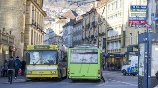 Horaire 2021: la cadence à 10minutes des bus prolongée à Neuchâtel et La Chaux-de-Fonds