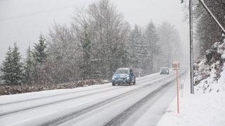 Accidents en série: prudence sur les routes neuchâteloises