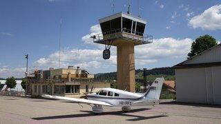 La Chaux-de-Fonds: Didier Berberat pilotera l'aéroport des Eplatures