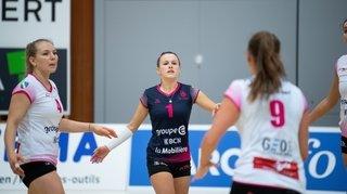 Volleyball: Défait par Genève, Valtra hérite du bonnet d'âne