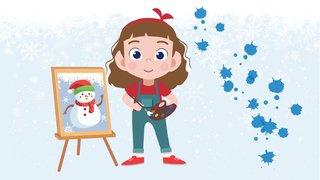 Ton dessin de Noël dans ArcInfo