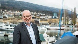 Daniel Veuve sera le nouveau chancelier de la Ville de Neuchâtel