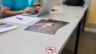 L'Université de Neuchâtel mise sous pression avant les prochains examens