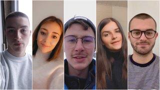 Avoir 20 ans en 2020: nos jeunes se présentent (2)