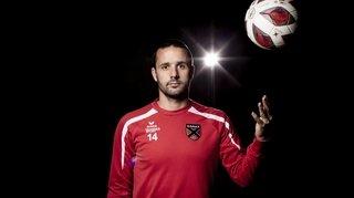 Football: Raphaël Nuzzolo parmi les légendes xamaxiennes