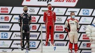 Formule Renault 2.0: Loris Kyburz domine le championnat devant David Kullmann