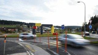 L'A20 sera fermée entre Boudevilliers et Bas-du-Reymond pendant trois nuits