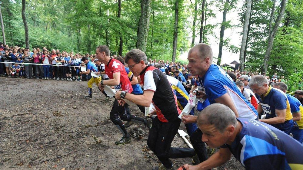 Les grands événements sportifs, comme les compétitions de course d'orientation, seront-ils vraiment mieux soutenus à l'avenir?