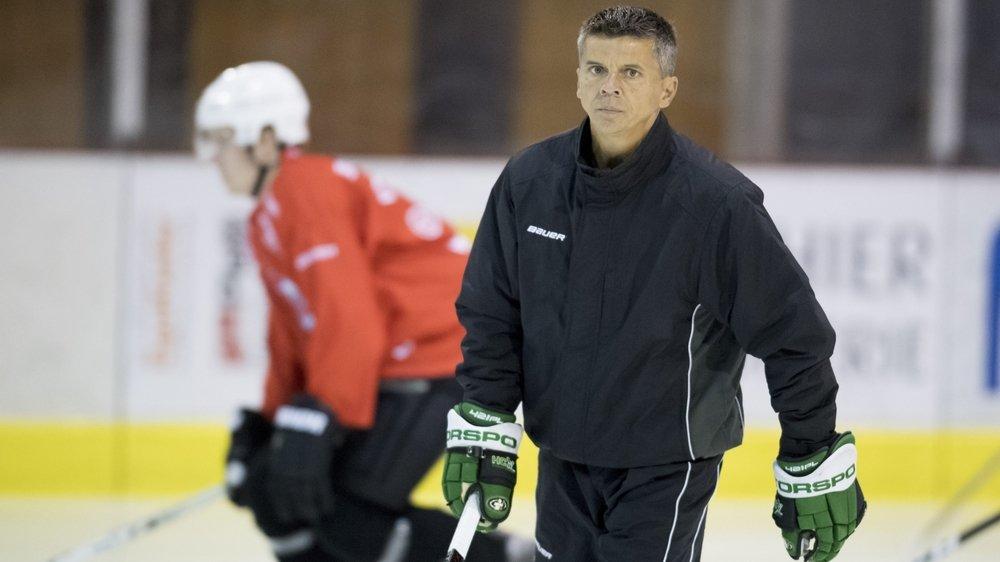 Marc Gaudreault s'attend à devoir travailler dans un nouveau contexte la saison prochaine.