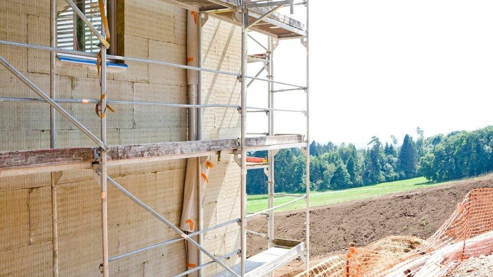 Dans le canton d'Obwald, les subventions pour rénover les bâtiments seront mieux réparties (photo d'illustration).