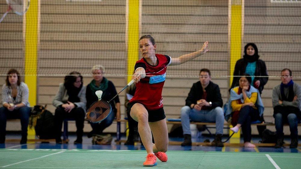 En Thaïlande, Sabrina Jaquet se frottera à l'élite du badminton mondial.