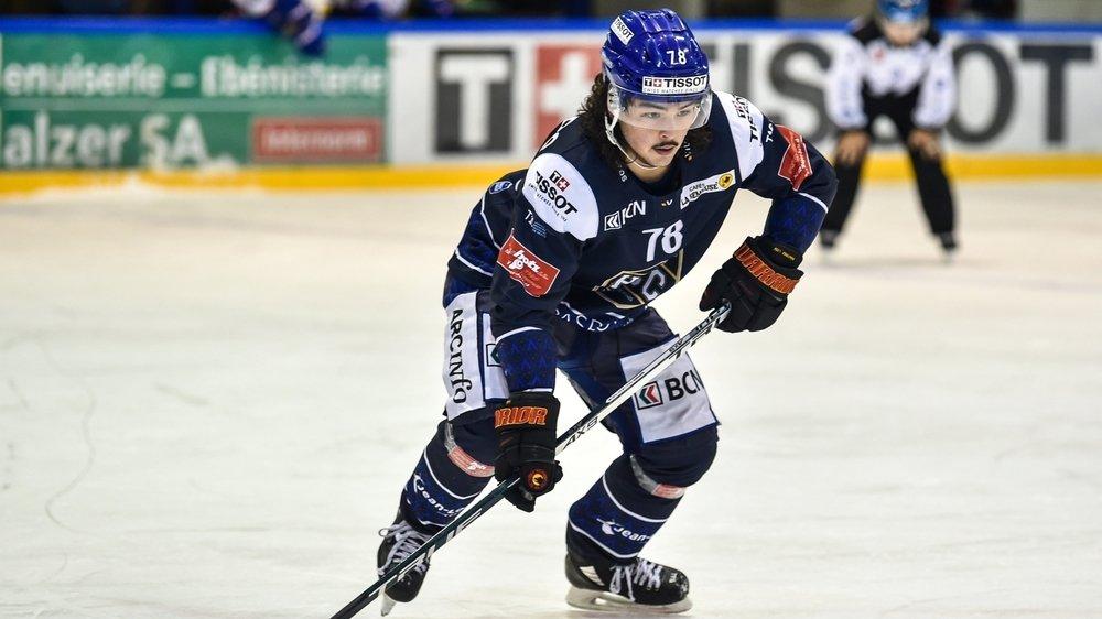 Aligné avec le HCC grâce à sa licence B en provenance de Berne, Kyen Sopa sera à la disposition de Thierry Paterlini.