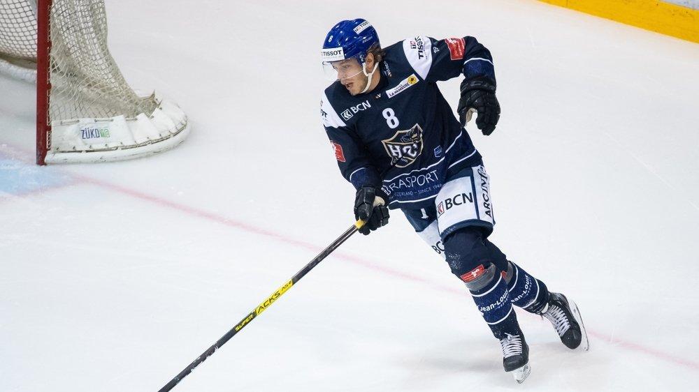 Le Norvégien Mathias Trettenes est enfin de retour avec le HCC.