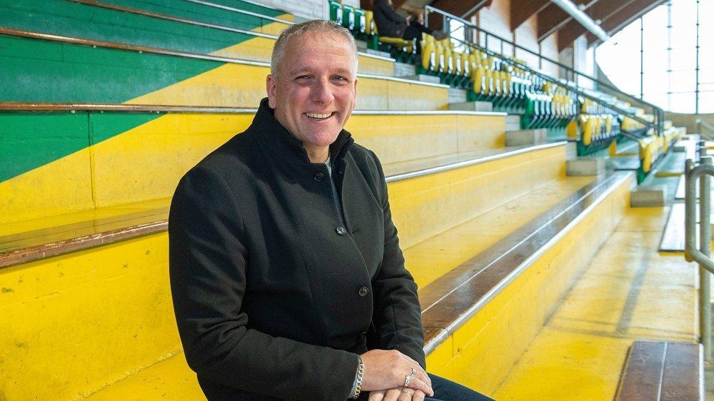 Marc-Anthony Anner est conscient des problèmes rencontrés par les clubs de hockey amateur.