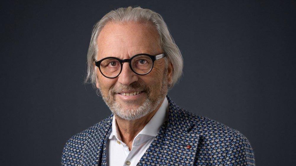 Alain Spinedi, patron de la marque Louis Erard, a choisi de partir à la retraite.