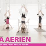 Stage de Yoga Aérien 6 à 12 ans