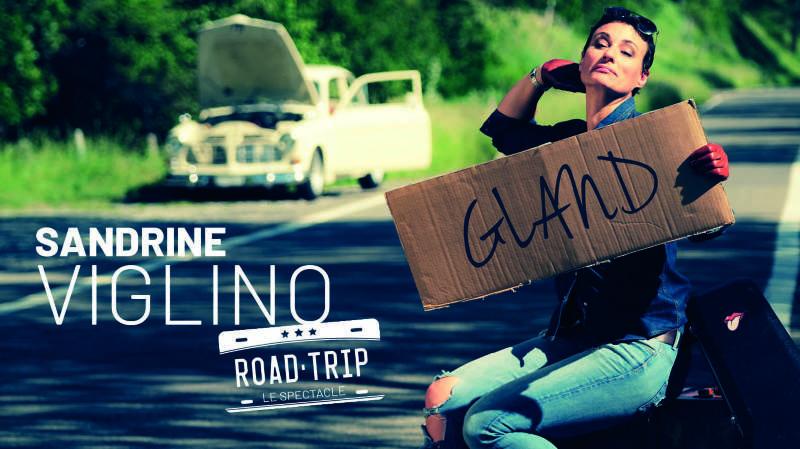 Road trip - Sandrine Viglino
