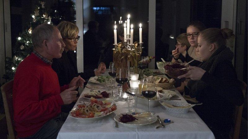 Repas de Noël: que mange-t-on à travers le monde?