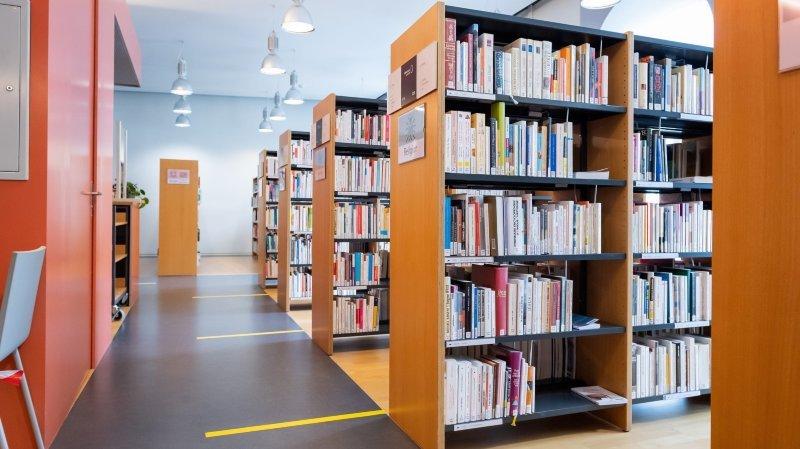 Covid-19: musées et bibliothèques ferment aussi dans le canton de Neuchâtel