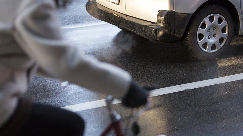 La nocivité des particules fines pour la santé est avérée, en particulier en milieu urbain (illustration).