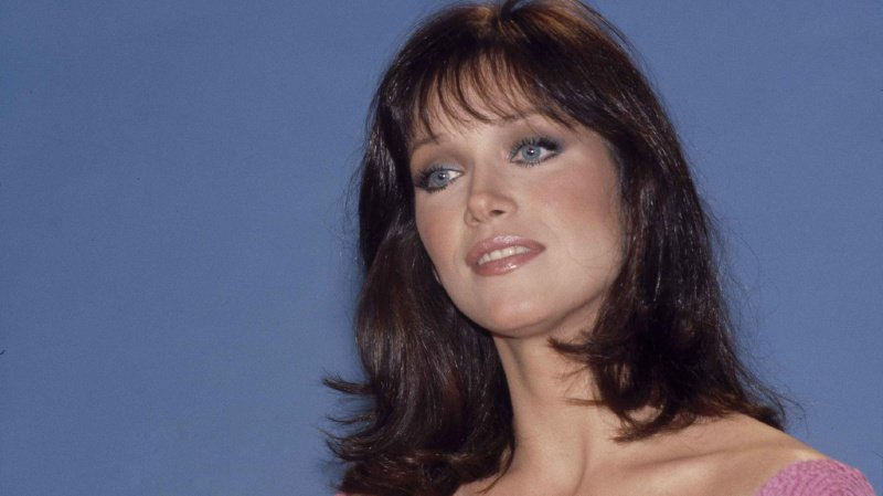 """L'actrice Tanya Roberts, à l'affiche du James Bond """"Dangereusement vôtre"""", est morte à 65 ans des suites d'une infection, a annoncé mardi son agent (ARCHIVES)."""