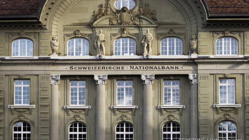 La Banque nationale suisse prévoit un bénéfice de 21 milliards en 2020