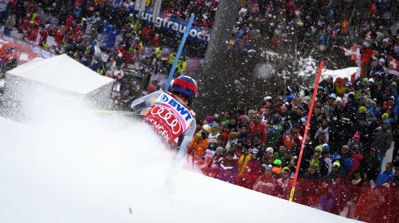Ski alpin – Coupe du monde: les courses du Lauberhorn confirmées, mais sans public