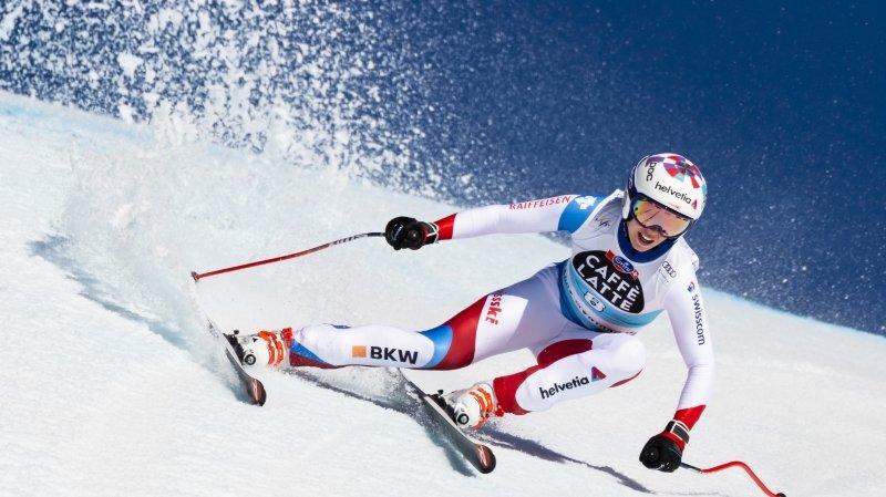 Ski alpin: les épreuves de Crans-Montana déjà historiques