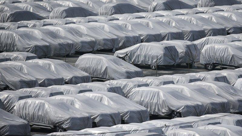 Automobile: il n'y a jamais eu aussi peu de nouvelles immatriculations depuis 40 ans