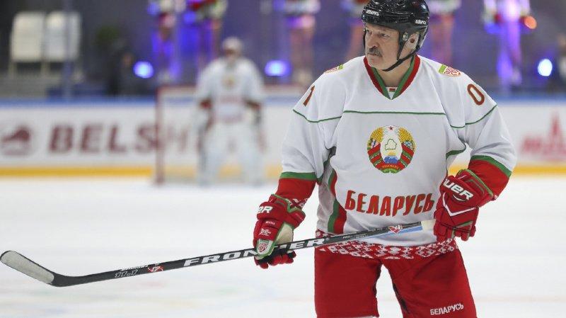 Hockey: les Mondiaux 2021 n'auront pas lieu en Biélorussie