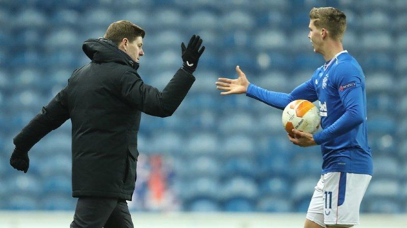 Football: un but pour Itten en championnat d'Ecosse