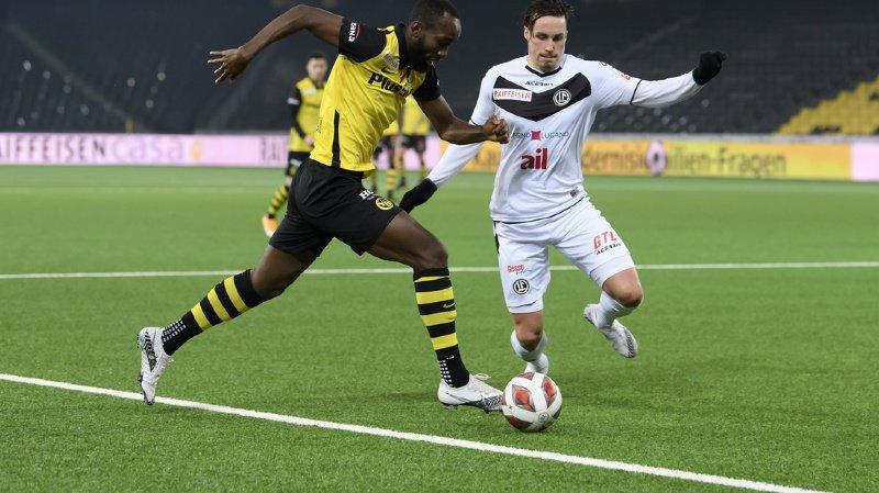Football - Super League: YB accroché à domicile par Lugano, statu quo en haut du tableau