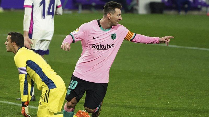 Football – Espagne: un record pour l'éternité pour Lionel Messi