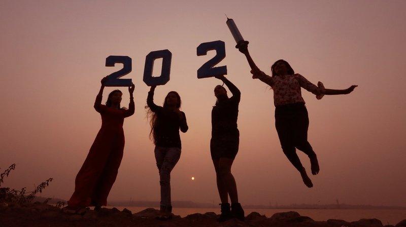 La pandémie de coronavirus va également avoir son influence sur les festivités du Nouvel An dans le monde entier (illustration).