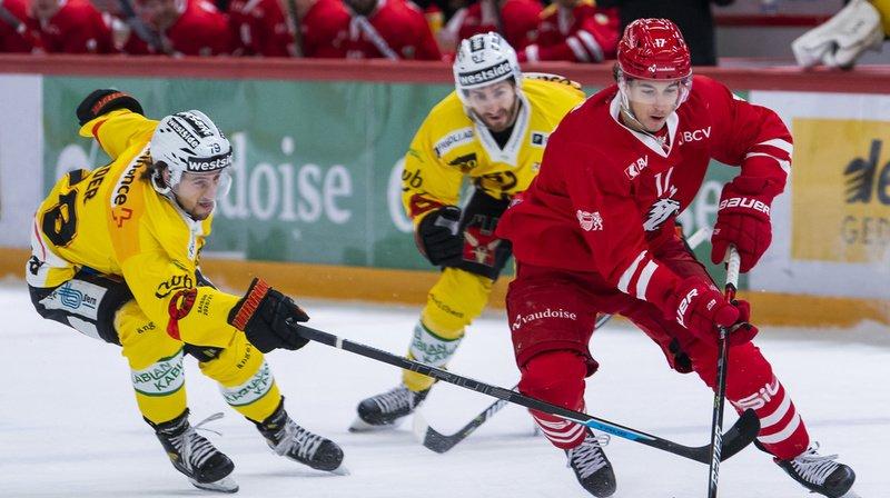 Hockey – National League: Lausanne écrase Berne, Genève s'impose à Rapperswil et Fribourg s'incline