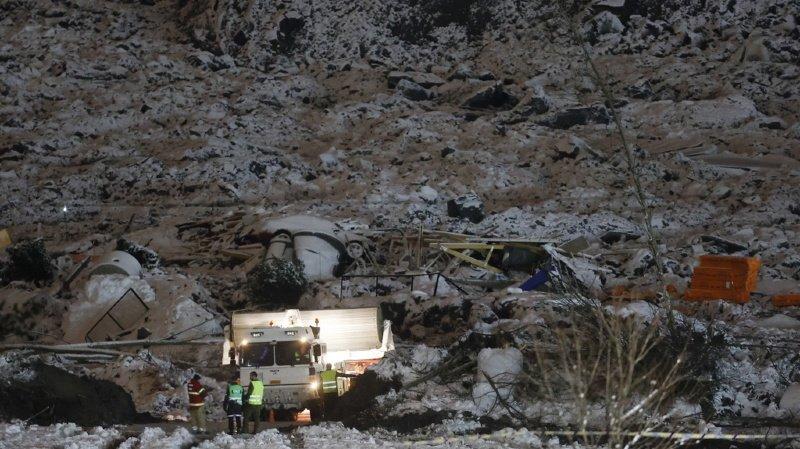Norvège: un sixième corps retrouvé après le glissement de terrain