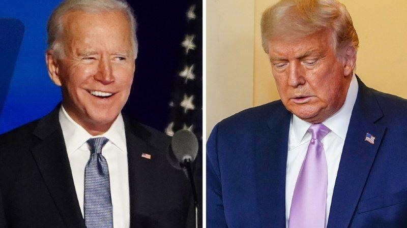 Etats-Unis: Trump annonce qu'il n'assistera pas à la prestation de serment de Biden
