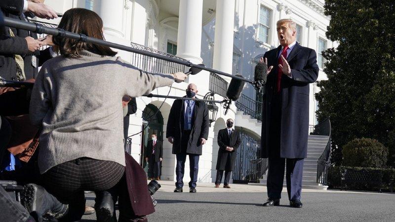 Etats-Unis: Trump juge la nouvelle procédure de destitution contre lui «totalement ridicule»