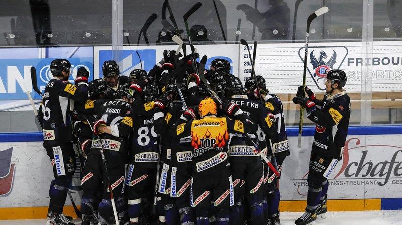 Les Fribourgeois ont battu 7-6 Davos après avoir été mené 0-4.