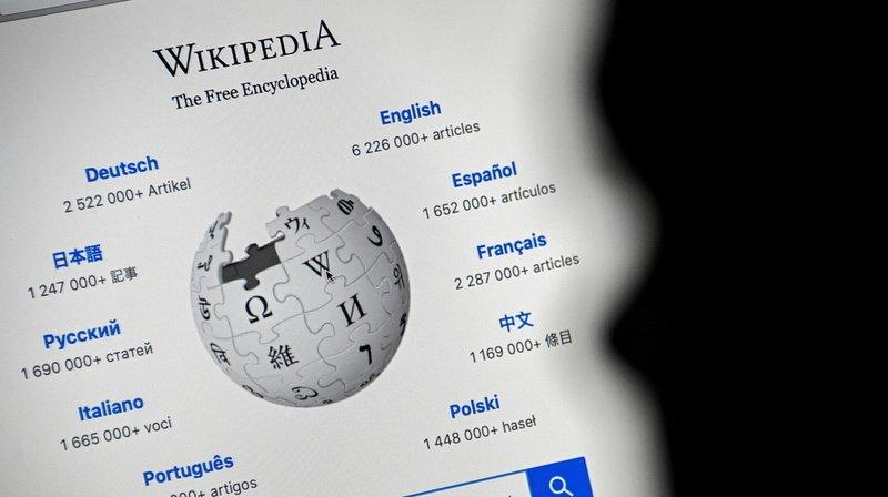 Wikipédia, «dinosaure» de l'internet non marchand, fête ses 20 ans