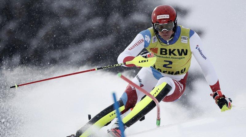 Ski alpin: Zenhäusern termine 6e du premier slalom de Flachau, Feller victorieux