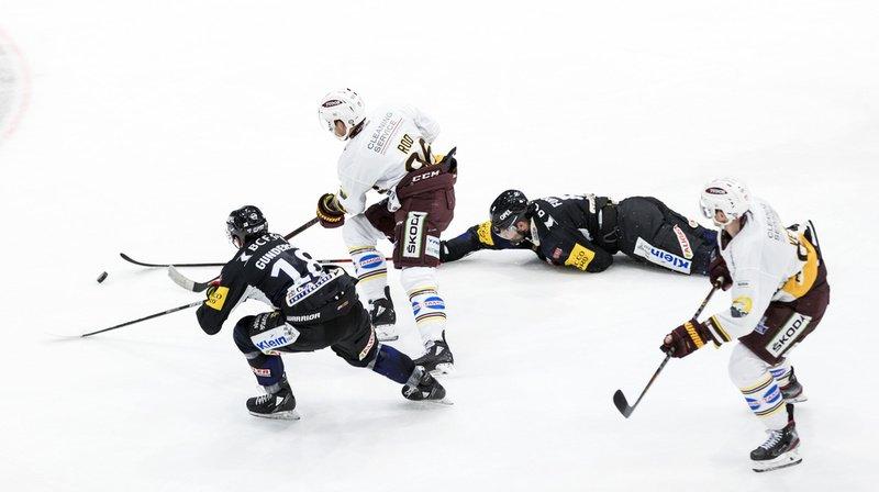 Hockey sur glace: Genève a eu besoin de dix minutes pour se mettre dans le match