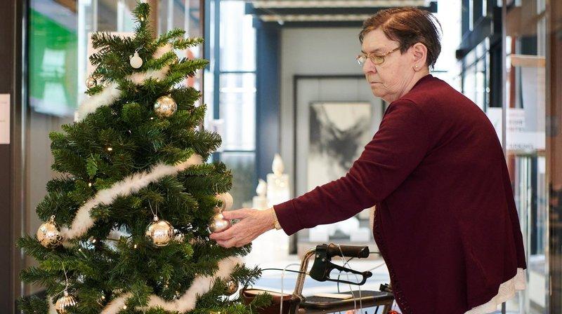 Noël au temps du Covid dans les EMS neuchâtelois
