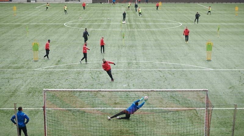 Football: Xamax connaît son calendrier pour la deuxième partie du championnat