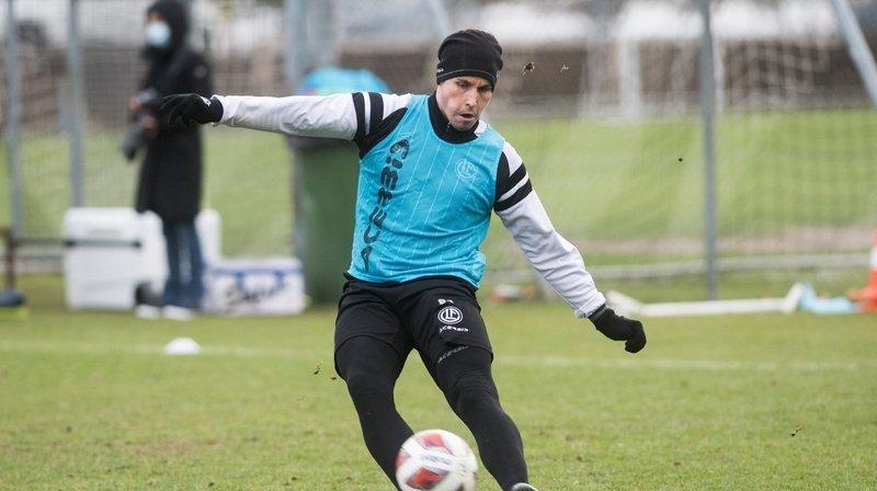 Mickaël Facchinetti prolonge son contrat à Lugano