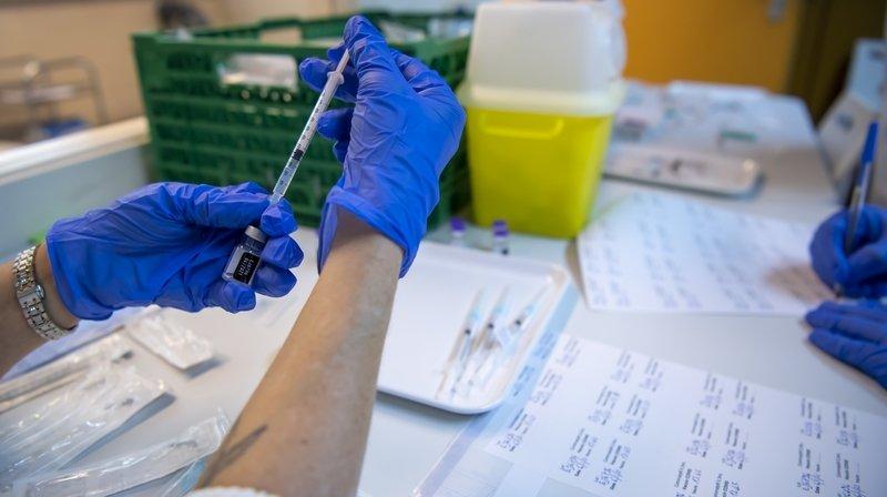 Berne entame sa campagne de vaccination contre le Covid-19