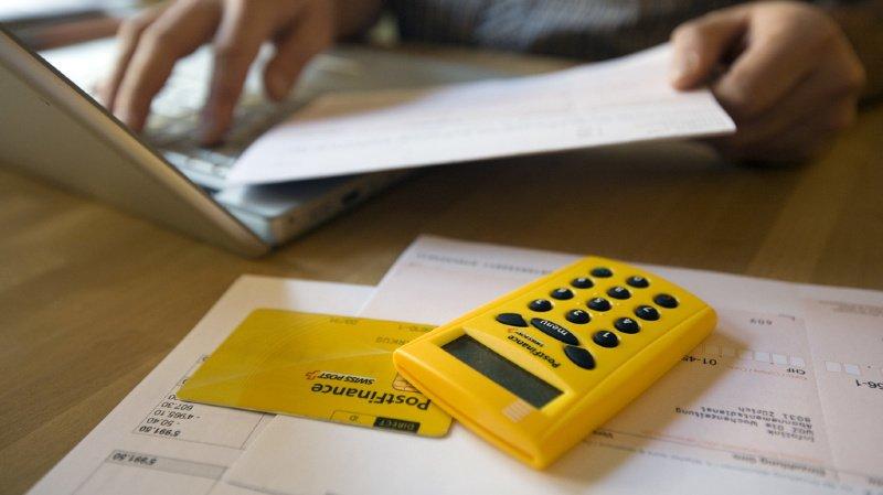 Postfinance retirera ses bulletins de versement en septembre 2022